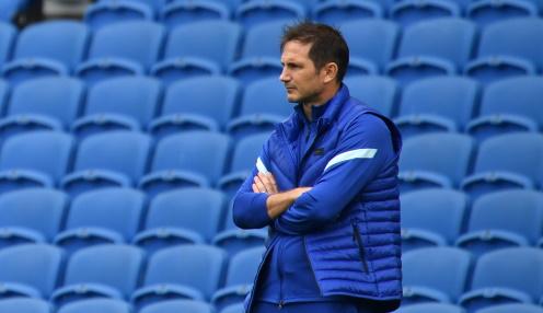 Lampard suffers Blues axe