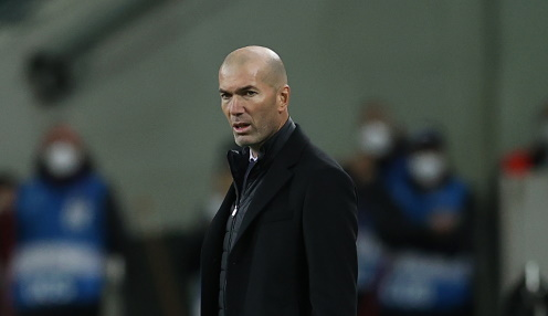 Zidane calls for Real resolve