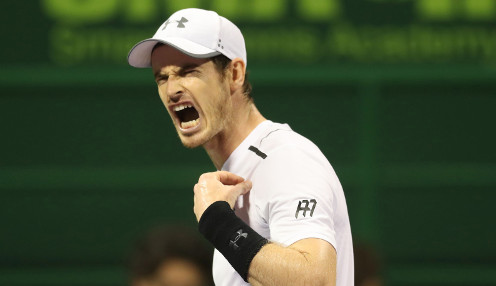 Doubters fuelling Murray return