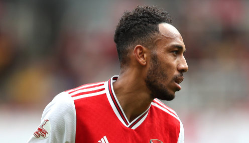 Gunners star hoping for swift recovery