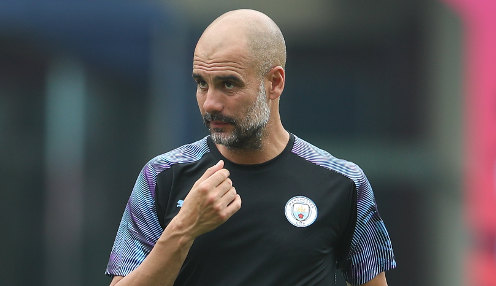 Pep backs City squad to handle schedule