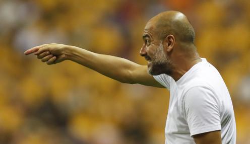 Guardiola focused on Chelsea