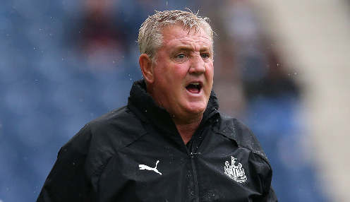 Bruce urges Newcastle to finish the job