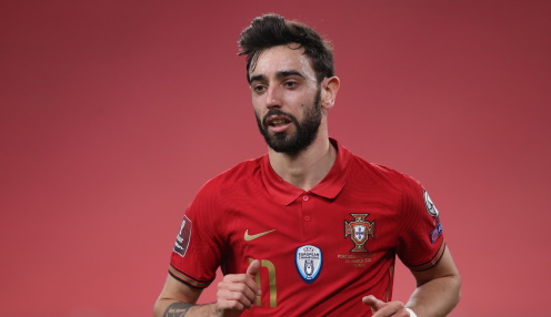Fernandes talks up Portugal unity