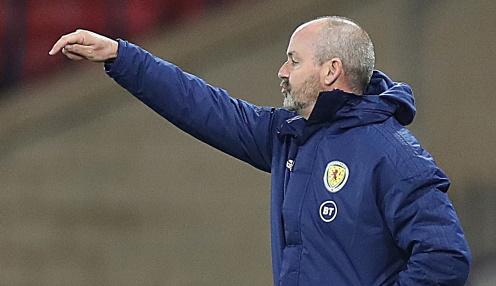"Clarke hails ""outstanding"" Scots"