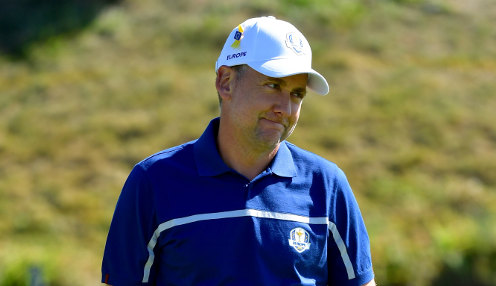 Stricker aims to contain Poulter