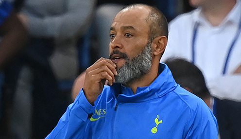 Nuno urges Spurs to cut out mistakes